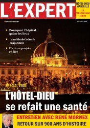 L'HÔTEL-DIEU L'HÔTEL-DIEU