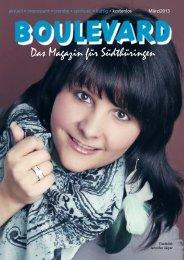 Das Magazin für Südthüringen - Boerner-pr.de