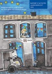 Jahresbericht 2010 - Fri-Santé