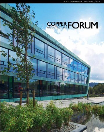 Copper Architecture Forum - 30/2011 - Copper Development Association