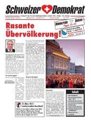 Votum von Christoph Spiess (SD) vom 2. Februar - Schweizer ...