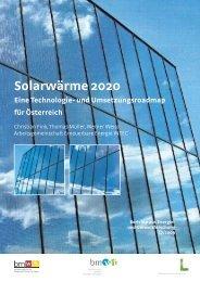 Solare Roadmap 2020 - NachhaltigWirtschaften.at