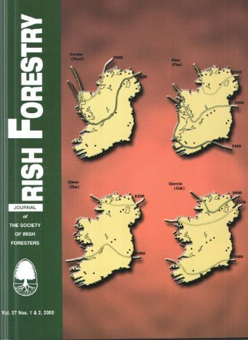 Download Full PDF - 43.65 MB - The Society of Irish Foresters