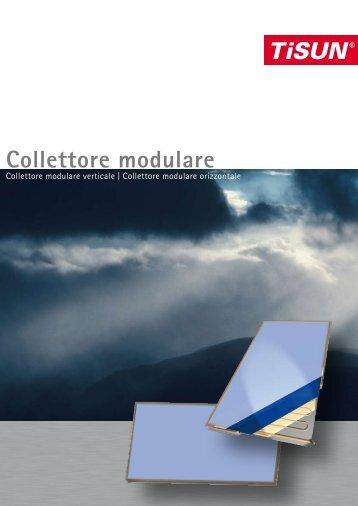 Collettore modulare - Borgna Energia
