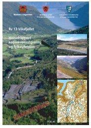 Rv13 Vikafjellet hd_del1_samandrag - Hordaland fylkeskommune