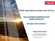 TiSUN especialista energía solar térmica ... - MDS Ideas