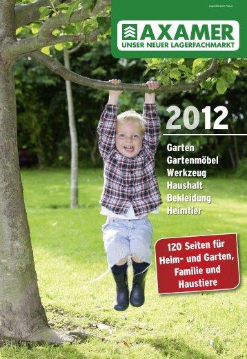 Katalog 2012 - axamer.at