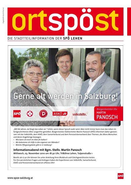 OrtSPÖst Lehen - SPÖ Salzburg