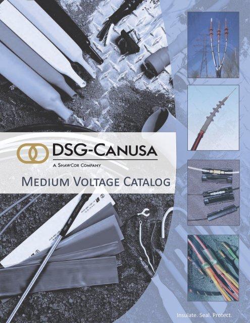Medium Voltage Catalog - DSG-Canusa