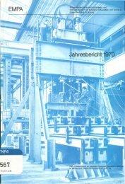 Untitled - Eawag-Empa Library / Empa-Eawag Bibliothek