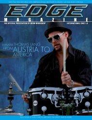 aUstRia to - Drum Workshop