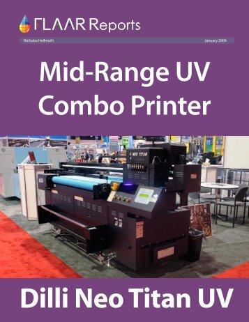 Dilli Neo Titan UV 1 - Wide-format-printers.org