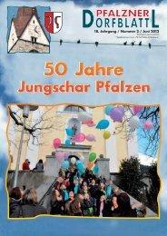 50 Jahre 50 Jahre - Gemeinde Laas