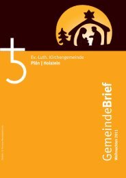 Download Gemeindebrief Weihnachten 2011 - Ev.-Luth ...