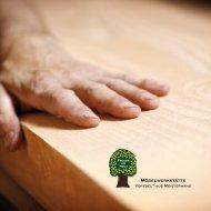 Tischlerei Oberascher - Freude am Holz