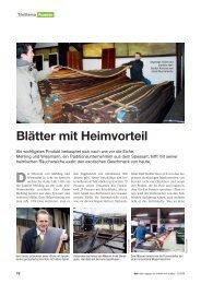 dds das Magazin für möbel und ausbau 12 - Mehling & Wiesmann ...