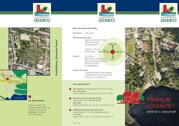 Faltblatt als PDF-Dokument - Amt Löcknitz-Penkun