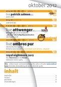 Programmheft 10/2012   15 Jahre - Röda - Seite 3