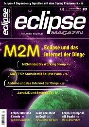 Eclipse und das Internet der Dinge
