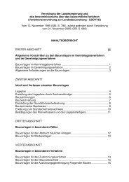 Verfahrensverordnung zur LBO - Landkreis Lörrach