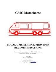 Fine Supersized Gmc Motorhome Wiring Diagrams We Have Bdubnet Better Wiring 101 Sianudownsetwise Assnl