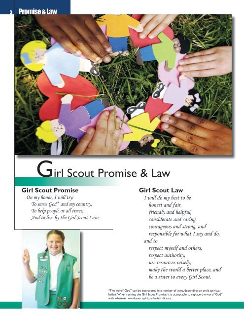 2009 Annual Report - Girl Scouts of Central Illinois