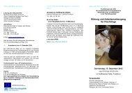 flyer fortbildung 13.12.2012 - Diakonisches Werk Hessen-Nassau