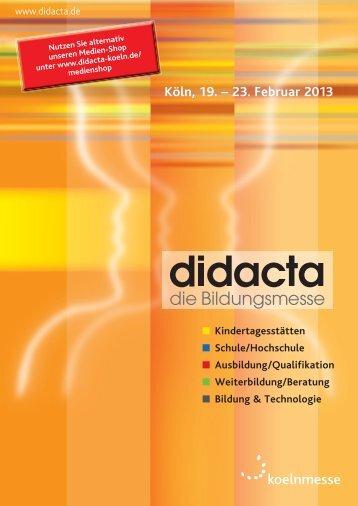 Bestellformular (pdf) - Didacta