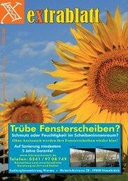 Ausgabe August 2008 - Extrablatt