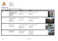 Ein Auszug der Referenzen als PDF - HERZOG Bau und Holzbau AG