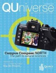 SUMMER 2011 - Quincy University