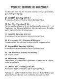 Der Aufhänger Nr. 38 - Schützenverein Germerode 1924 e. V. - Page 6