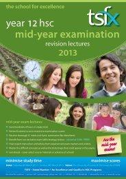 mid-year examination - TSFX