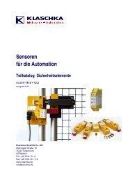 Sensoren ALSEN TK5 - Wagner GmbH