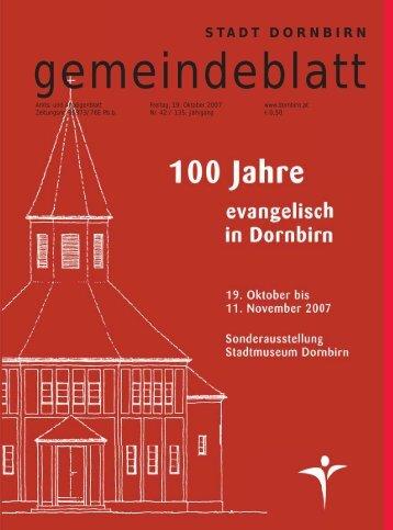 stadt dornbirn musikschule - Dornbirn Online