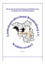 Waldsieversdorf - Landeskontrollverband Brandenburg eV