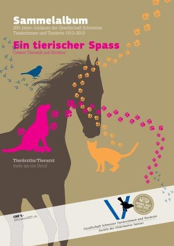 Sammelalbum Online-Version (deutsch) - Gesellschaft Schweizer ...