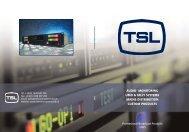 TSL BROCHURE - LOGIC media solutions GmbH