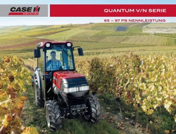 QUANTUM V/N SERIE - Case Steyr Center