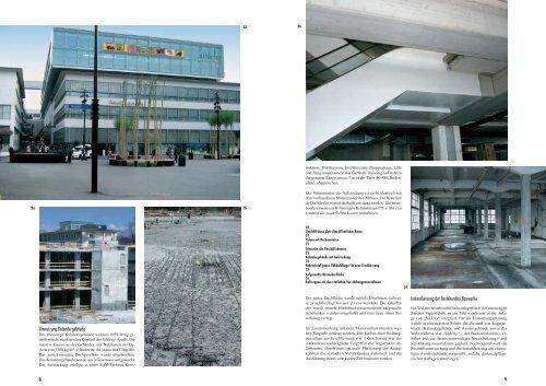 Sihlcity – ein neuer Stadtteil im Süden von Zürich - Henauer + ...