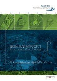 Pumpwerk Oberhausen - Emschergenossenschaft