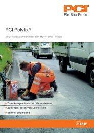 PCI Polyfix® - PCI-Augsburg GmbH