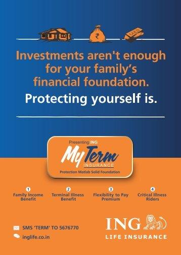 Brochure- ING My Term Insurance - ING Vysya Life Insurance
