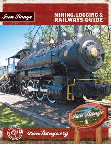 Heritage & Attractions Brochure - Iron Range Tourism Bureau