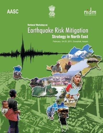Earthquake Risk Mitigation - NIDM