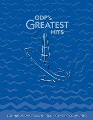 ODP Greatest Hits - ODP Legacy