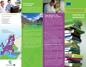thriving on knowledge - the European External Action Service - Europa