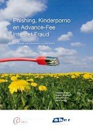 Phishing, Kinderporno en Advance-Fee internet Fraud - Juridisch ...