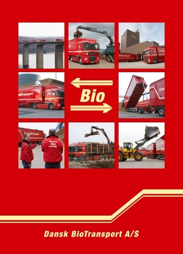 profilbrochure - Dansk BioTransport