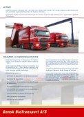 profilbrochure - Dansk BioTransport - Page 2